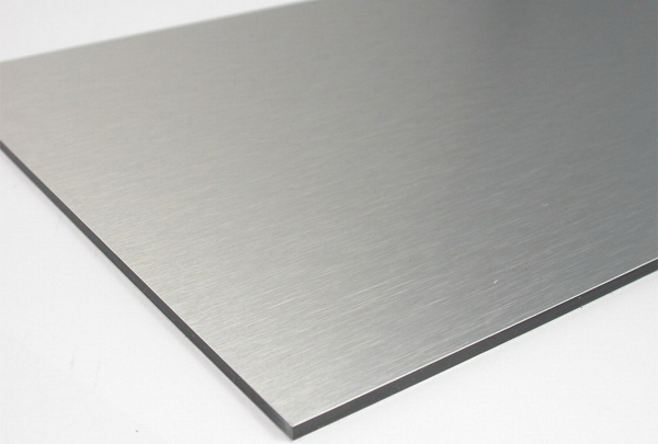 Brushed Aluminum Composite Panel : Products kingertai